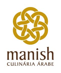 logo Manish Restaurante - Culinária Árabe